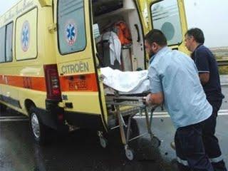Τραγικός θάνατος 4χρονου στα Τρίκαλα