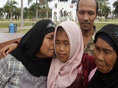 Ινδονησία: Βρήκαν μετά από 10 χρόνια το δεύτερο παιδί τους που είχαν χάσει στο τσουνάμι