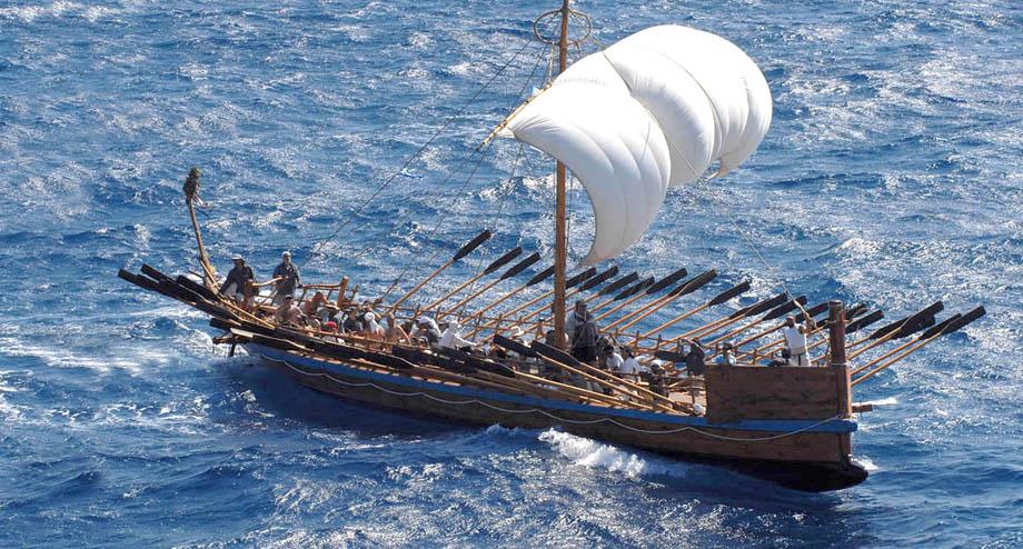 Εμβλημα της Ελληνικής ναυτιλίας η Αργώ