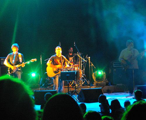 ΜΟΥΣΙΚΟΙ ΙΧΝΗΛΑΤΕΣ Live ΠΑΡΑΣΚΕΥΗ 22/08, ΆΡΙΑ (Χορευτό Πηλίου)