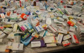 Λαθρεμπόριο φαρμάκων