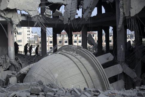 Γάζα: Κορυφώνονται οι διεργασίες στον ΟΗΕ με φόντο επιδρομές και ρουκέτες