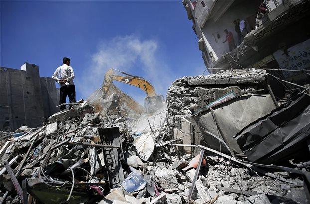 Σε εκεχειρία διαρκείας συμφώνησαν Χαμάς και Ισραήλ - Σε ισχύ από της 7μ.μ. της Τρίτης