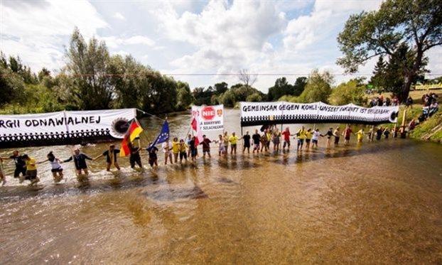 Greenpeace: Αντίθετη με την κατασκευή 19 νέων λιγνιτωρυχείων