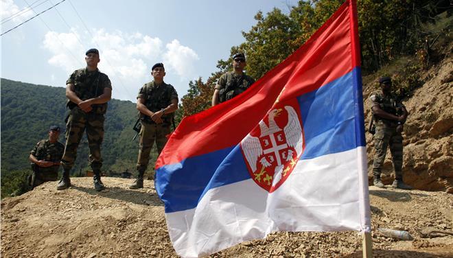 Τραυματίστηκε σέρβος αστυνομικός στα διοικητικά σύνορα με το Κόσοβο