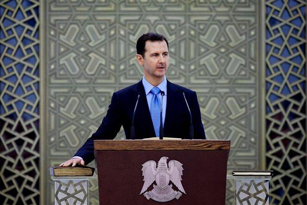 Deutsche Welle: Από αντίπαλος, εταίρος ο Aσαντ;