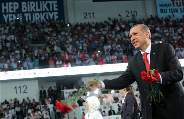 Επιστολή Αναστασιάδη σε Ερντογάν για συνεργασία στην επίλυση του Κυπριακού