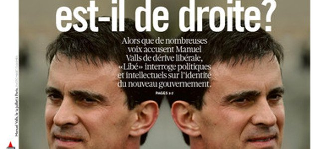 Η Liberation ειρωνεύεται: Μήπως η Γαλλία έχει δεξιά κυβέρνηση;