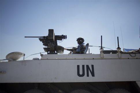 ΟΗΕ: Ένοπλοι αιχμαλώτισαν 43 κυανόκρανους στα Υψίπεδα του Γκολάν