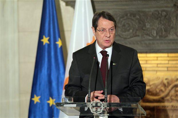 Για τις Βρυξέλλες αναχώρησε την Παρασκευή ο Ν. Αναστασιάδης