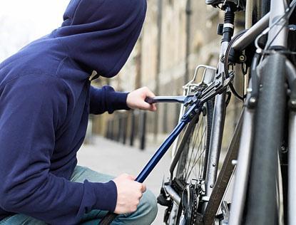 Σύλληψη για κλοπή ποδηλάτου