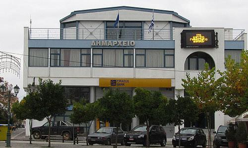 Αλμυρός : Σε νέα βάση η λειτουργία του Δήμου