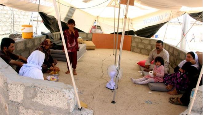 «Ξεκοίλιασαν γυναίκες, αποκεφάλισαν παιδιά, το αίμα έρεε ποτάμι»: Γεζίντι περιγράφουν τις θηριωδίες του Ισλαμικού Κράτους