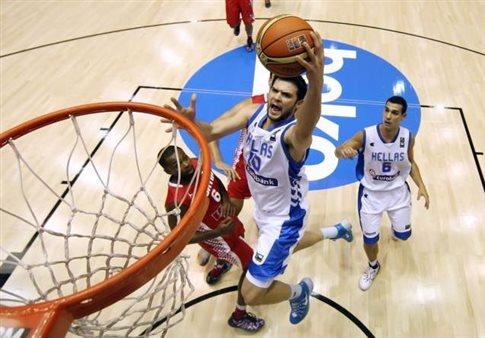 Ασταμάτητη Ελλάδα...με 4x4  στο Μουντομπάσκετ