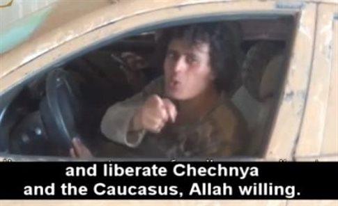 «Πούτιν, ερχόμαστε για την Τσετσενία και τον Καύκασο» λένε τζιχαντιστές