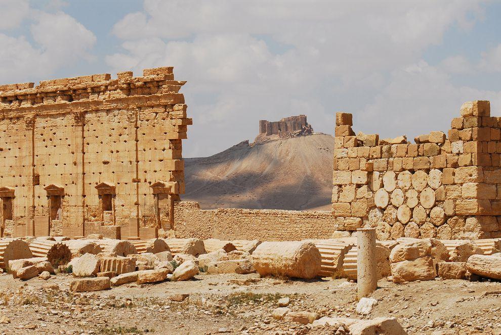 Συρία: Ένας αρχαίος πολιτισμός συνθλίβεται από το βάρος του πολέμου