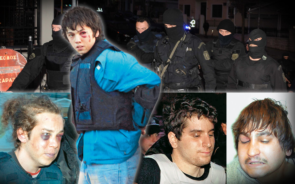 Ένοχοι για ληστεία, αλλά όχι τρομοκρατία οι 6 συλληφθέντες στο Βελβεντό Κοζάνης