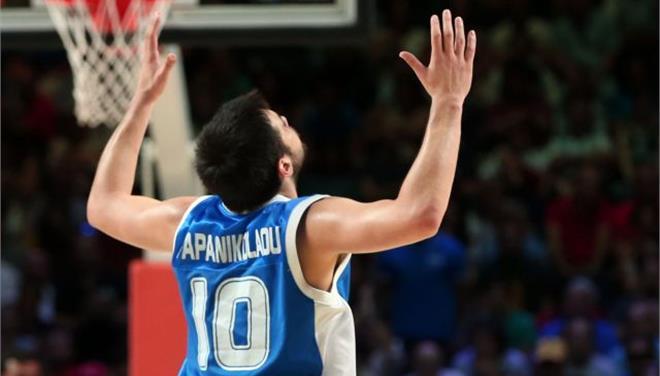 Μουντομπάσκετ: Ηττα από τη Σερβία και επιστροφή στην Αθήνα