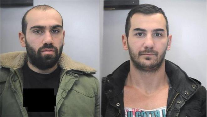 Αυτοί είναι οι δύο σύροι κατηγορούμενοι για αρπαγή αλλοδαπού