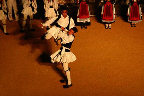 Εναρξη μαθημάτων παραδοσιακών χορών