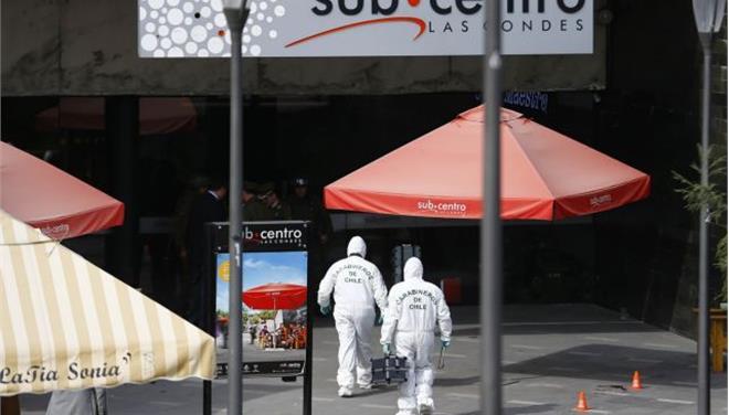 Χιλή: 14 τραυματίες από έκρηξη στο μετρό της πρωτεύουσας