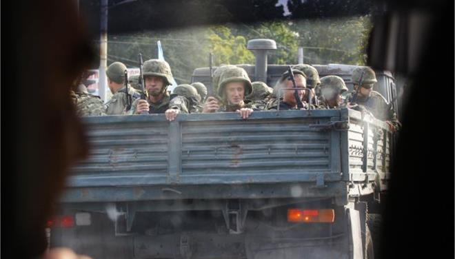 Ουκρανία: Οι φιλορώσοι αυτονομιστές απελευθέρωσαν 650 αιχμαλώτους