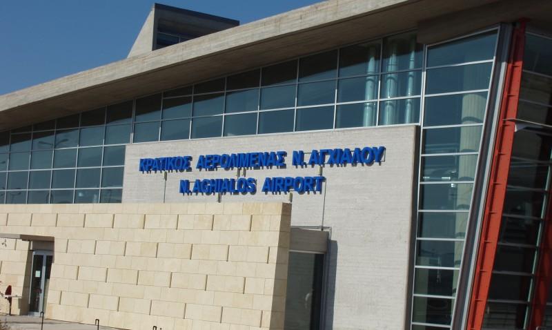 Νέα σύλληψη στο αεροδρόμιο της Νέας Αγχιάλου