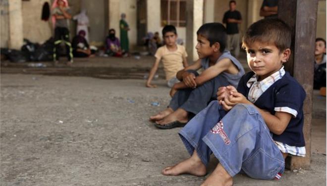ΟΗΕ: «Οι τζιχαντιστές χρησιμοποιούν παιδιά ως βομβιστές αυτοκτονίας»