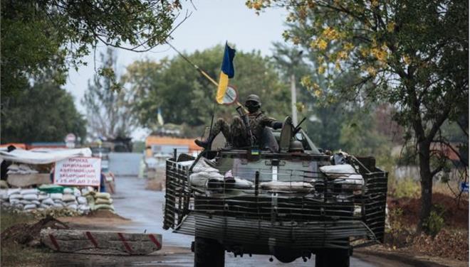 Ουκρανία: Τέσσερις στρατιώτες σκοτώθηκαν από την έναρξη της εκεχειρίας