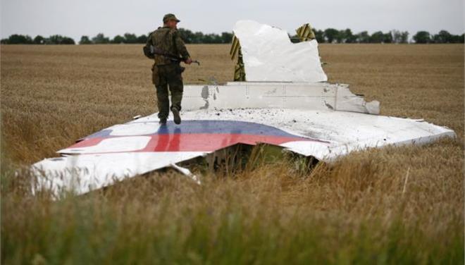 Πτήση ΜΗ17: Καταρρίφθηκε από πύραυλο