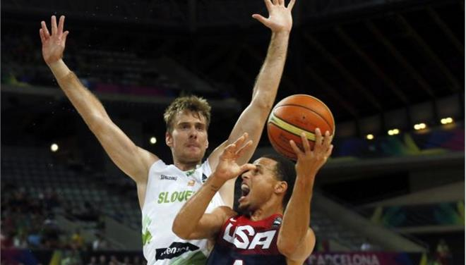 ΗΠΑ και Λιθουανία προκρίθηκαν στην ημιτελική φάση του Μουντομπάσκετ
