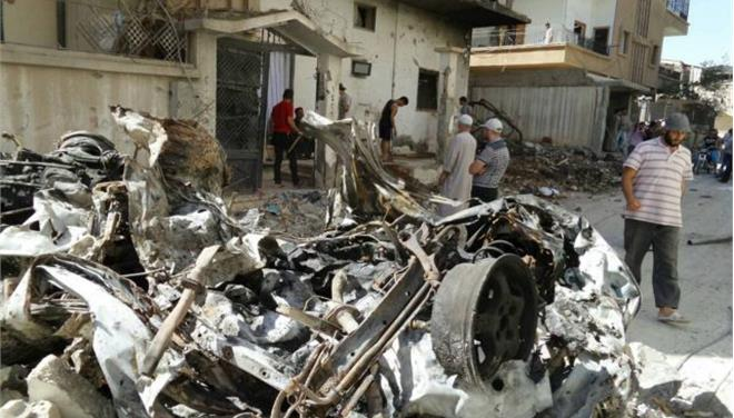 Συρία: Νεκροί 28 μέλη ισλαμιστικού κινήματος σε επίθεση αυτοκτονίας