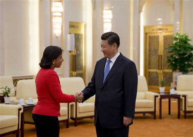 Tη βοήθεια της Κίνας κατά των τζιχαντιστών ζητούν οι ΗΠΑ