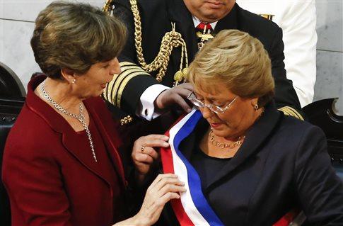 Τη δική τους 11η Σεπτεμβρίου τιμούν οι πολίτες της Χιλής