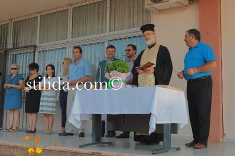 Επεισοδιακός αγιασμός σχολείου στη Στυλίδα: Αγρια κόντρα Γκλέτσου με ιερέα