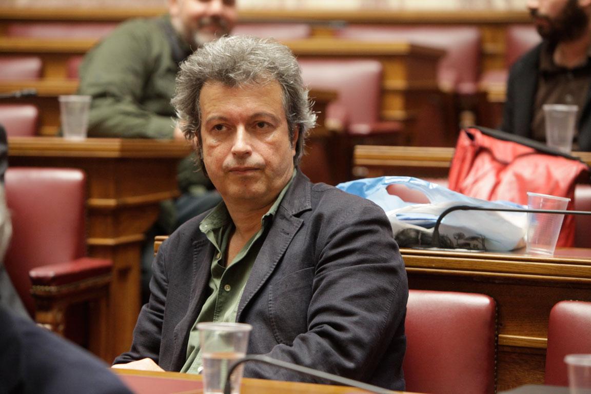 Τατσόπουλος: Θα ψηφίσω ό,τι και ο ΣΥΡΙΖΑ για Πρόεδρο, γιατί δεν θέλω να πουν ότι με εξαγόρασαν