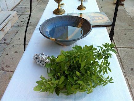 Οι αγιασμοί στο Δήμο Ρήγα Φεραίου