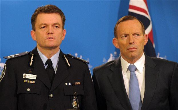 Μέτρα της κυβέρνησης της Αυστραλίας για πιθανό τρομοκρατικό χτύπημα