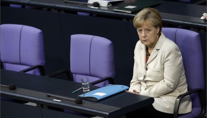 Το Βερολίνο δεν θα λάβει μέρος στις αεροπορικές επιδρομές εναντίον του Ισλαμικού Κράτους