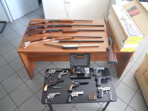 Οπλοστάσιο η αποθήκη του φερόμενου ως ηθικού αυτουργού στο άγριο έγκλημα της Χαλκίδας
