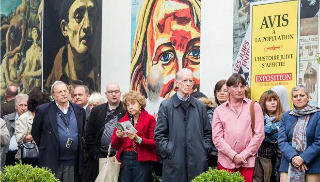 Ανοιξε ξανά το Εβραϊκό Μουσείο των Βρυξελλών