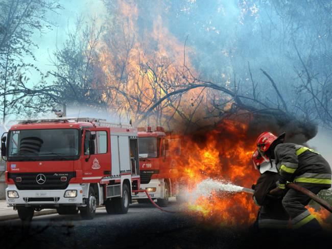 Αδεια φιάλη οξυγόνου στοίχισε τη ζωή του πυροσβέστη στην Καλλιθέα