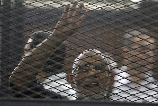 Αίγυπτος: Ισόβια καταδίκη για τον ηγέτη της Μουσουλμανικής Αδελφότητας
