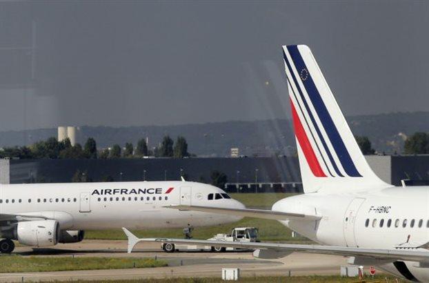 Συνεχίζεται για 2η ημέρα η απεργία στην Air France
