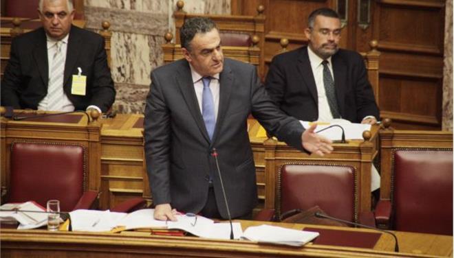 Επιστολή Αθανασίου σε Λαγκάρντ για τις καταγγελίες περί απειλών από τους έλληνες φοροφυγάδες