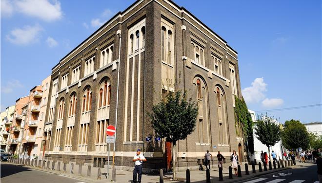 Εμπρησμός στην εβραϊκή συναγωγή στις Βρυξέλλες