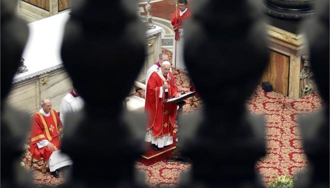 Βατικανό: Δεν υπάρχουν στοιχεία για απειλές των τζιχαντιστών κατά του πάπα