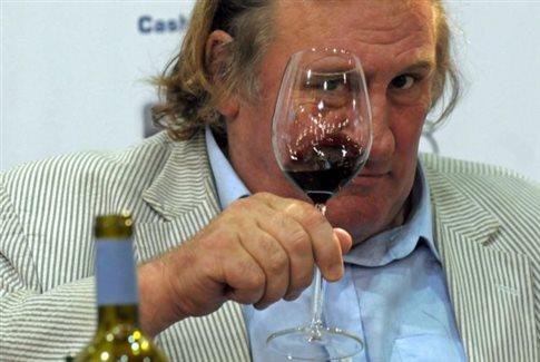 Ζεράρ Ντεπαρντιέ: Πίνω μέχρι και 14 μπουκάλια αλκοόλ την ημέρα