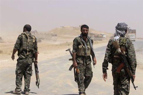 To PKK καλεί στα όπλα τους Κούρδους της Τουρκίας κατά του IS στη Συρία