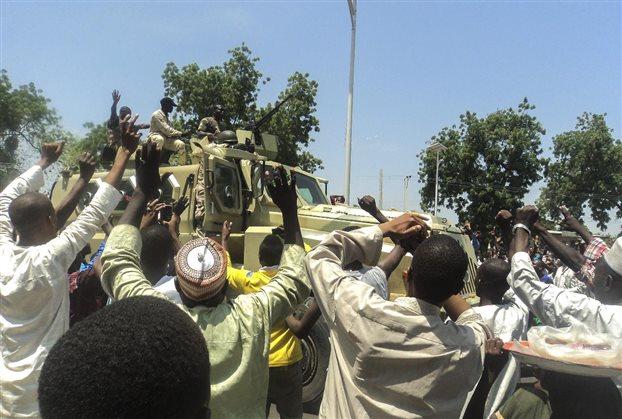 Νιγηρία: Η Μπόκο Χαράμ ελέγχει 25 πόλεις